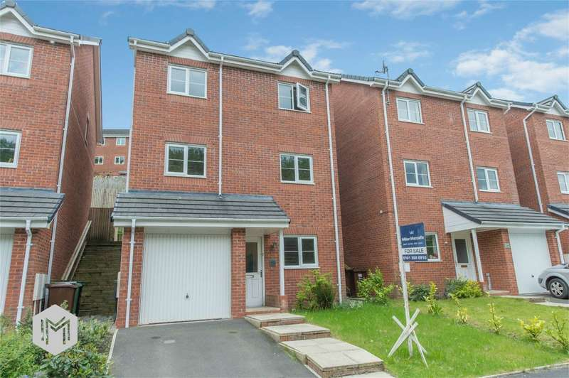 4 Bedrooms Detached House for sale in Valley Close, Bury, Lancashire