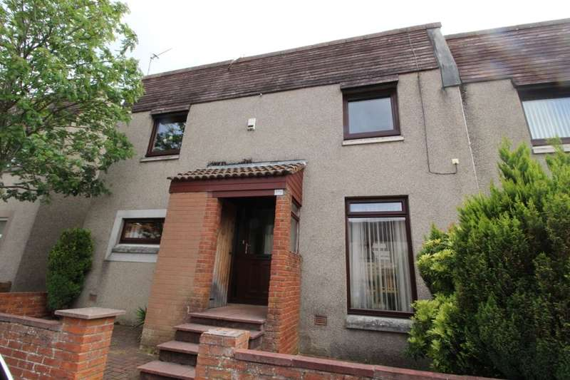 3 Bedrooms Semi Detached House for sale in Affric Road, Glenrothes, KY7