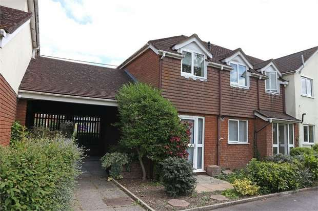 2 Bedrooms Flat for sale in Stanley Road, Totton, Southampton, Hampshire