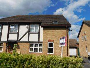 3 Bedrooms Semi Detached House for sale in Harrow Way, Weavering, Maidstone, Kent