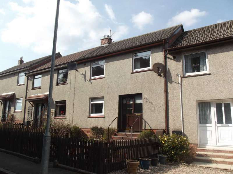 2 Bedrooms Terraced House for rent in Park Avenue, Muirkirk