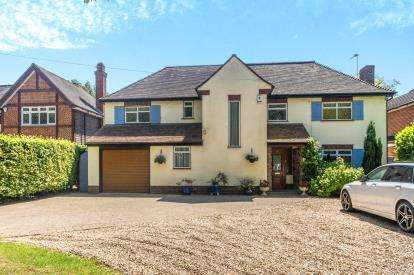 4 Bedrooms Detached House for sale in Fareham, Hampshire, .