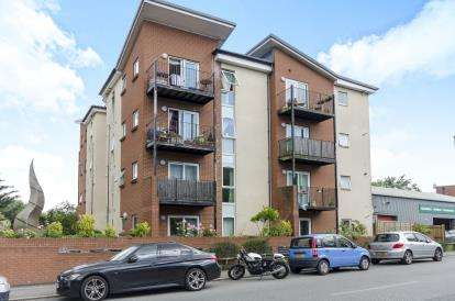 2 Bedrooms Flat for sale in Portswood Road, Southampton, Hampshire