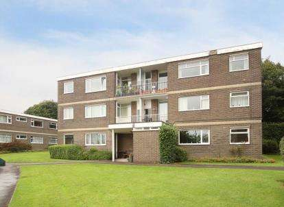 2 Bedrooms Flat for sale in Hallam Grange Close, Sheffield, South Yorkshire