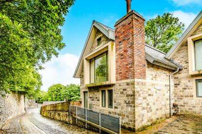 2 Bedrooms Link Detached House for sale in The Old Stable Block, Station Road, Slaithwaite, Huddersfield