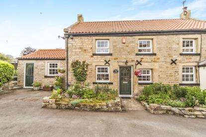 3 Bedrooms Terraced House for sale in West Road, Melsonby, Richmond, North Yorkshire