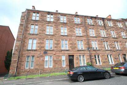 2 Bedrooms Flat for sale in Budhill Avenue, Springboig, Glasgow