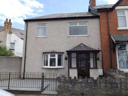 2 Bedrooms End Of Terrace House for sale in Erw Wen Road, Colwyn Bay, Conwy, LL29