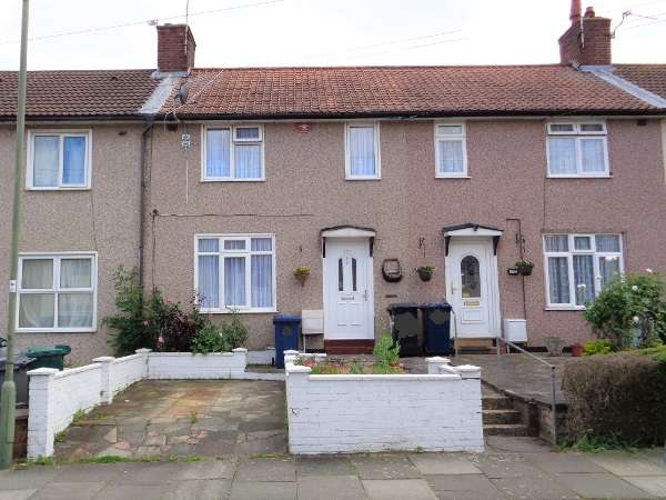 2 Bedrooms Terraced House for sale in Littlefield Road, Edgware, HA8
