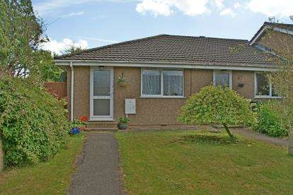 1 Bedroom Bungalow for sale in Dunkeswell, Honiton, Devon