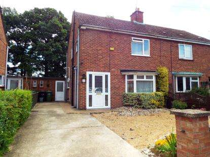 3 Bedrooms Semi Detached House for sale in Gaywood, King's Lynn, Norfolk