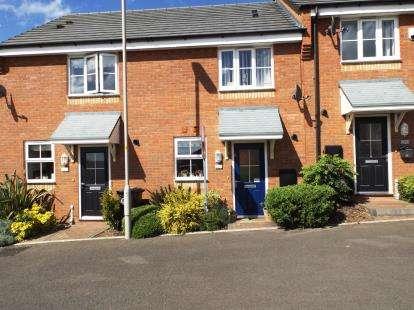 2 Bedrooms Terraced House for sale in Haslingden Crescent, Dudley, West Midlands