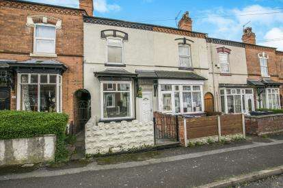 2 Bedrooms Terraced House for sale in Hermitage Road, Erdington, Birmingham, West Midlands