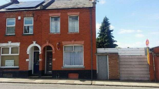 3 Bedrooms Terraced House for sale in Junction Road, Kingsley, Northampton NN2 7JA