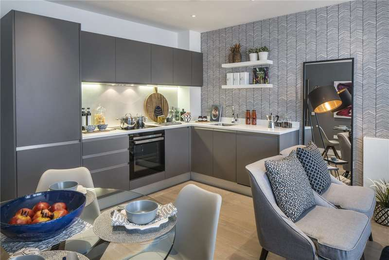 1 Bedroom Flat for sale in Prime Place Kensal Rise, Chamberlayne Road, London, NW10