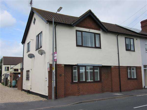2 Bedrooms Flat for sale in High Street, Burringham, Scunthorpe