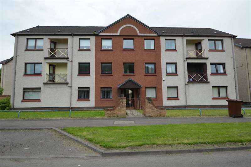 3 Bedrooms Apartment Flat for sale in Quarry Street, New Stevenston, Motherwell