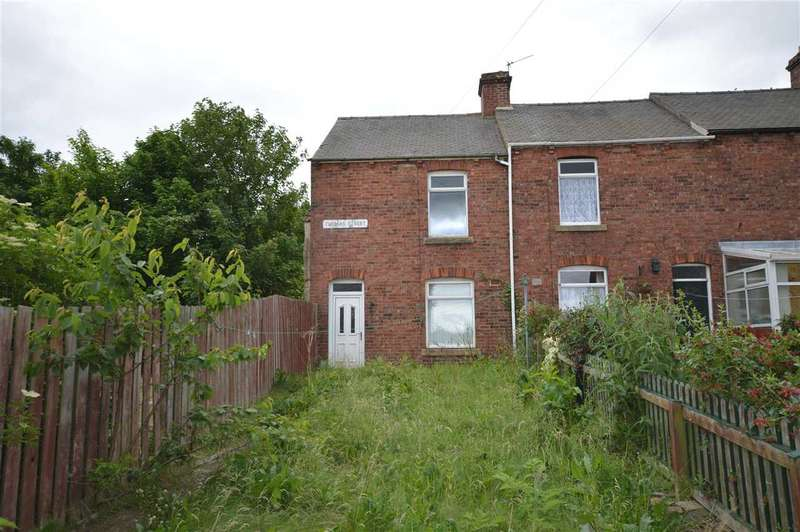 2 Bedrooms Terraced House for sale in Thomas Street, Stanley