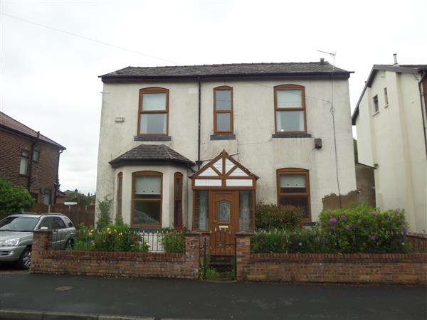 2 Bedrooms Detached House for sale in Parkfield Road North, Manchester