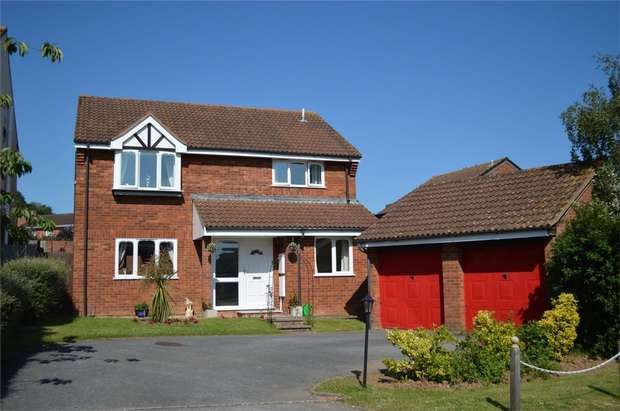 4 Bedrooms Detached House for sale in 34 Durham Close, EXMOUTH, Devon
