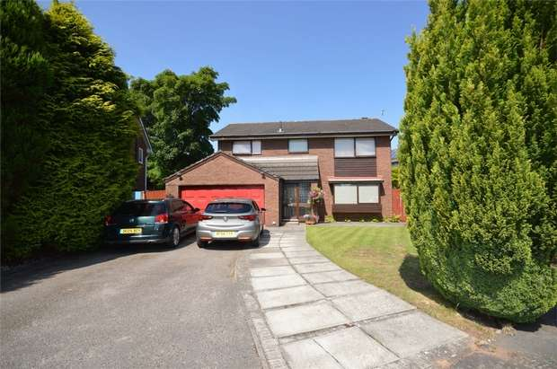 4 Bedrooms Detached House for sale in Elton Drive, Spital, Merseyside