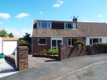 4 Bedrooms Bungalow for sale in Plymstock, Plymouth, Devon