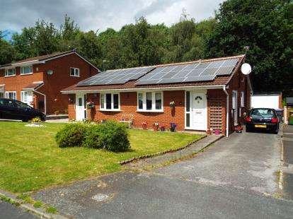 2 Bedrooms Bungalow for sale in Dorrington Close, Murdishaw, Runcorn, Cheshire, WA7