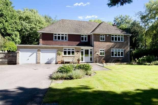 5 Bedrooms Detached House for sale in Fernside Lane, Sevenoaks, Kent