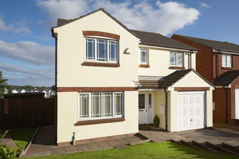 4 Bedrooms Detached House for sale in Pitcairn Crescent,