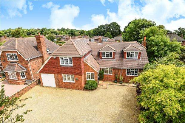 4 Bedrooms Detached House for sale in High Street, Sandhurst, Berkshire
