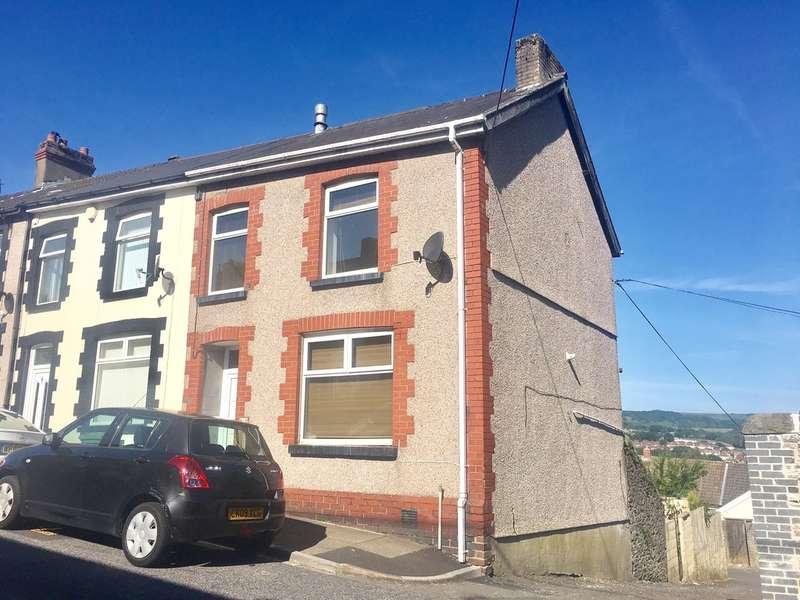 3 Bedrooms Terraced House for sale in Wood Street, Cilfynydd, Pontypridd