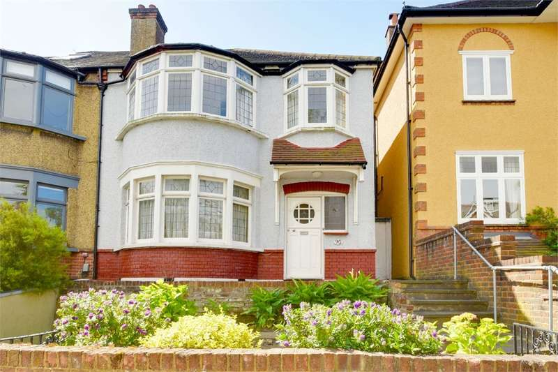 3 Bedrooms Semi Detached House for sale in Dukes Avenue, Muswell Hill, London