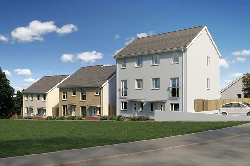 4 Bedrooms Semi Detached House for sale in The Matei Southern Gate, Plymouth, PL2