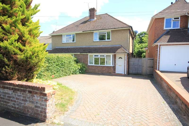 2 Bedrooms Semi Detached House for sale in Redhatch Drive, Earley, Reading, RG6