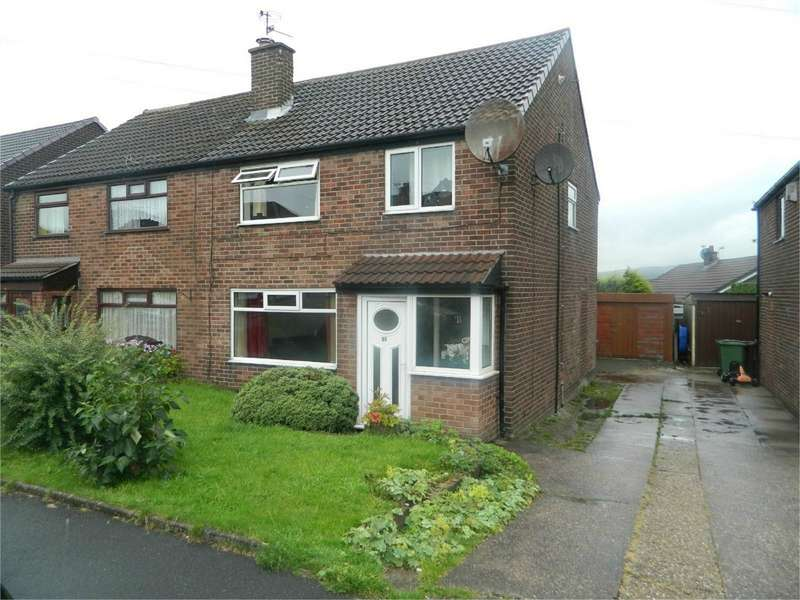 3 Bedrooms Semi Detached House for sale in Winslow Road, Hunger Hil, Bolton, Lancashire