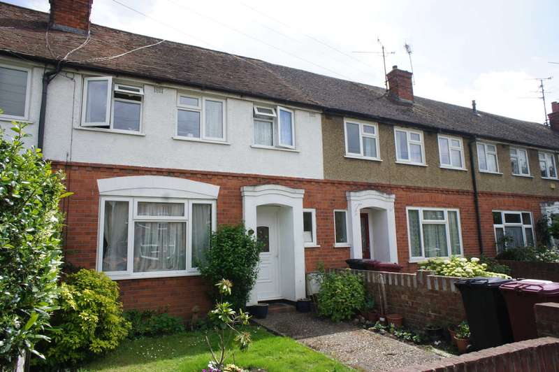 3 Bedrooms Terraced House for sale in Southview Avenue, Caversham