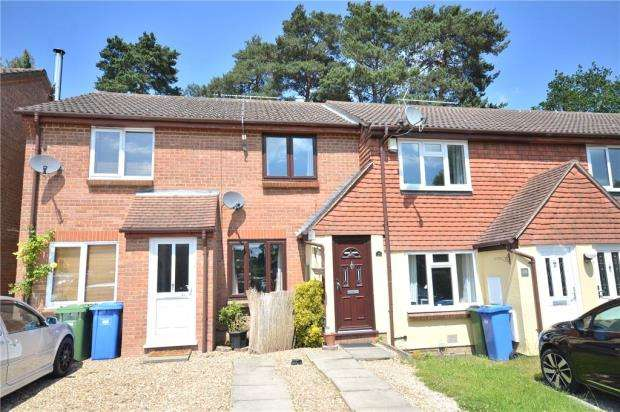 2 Bedrooms Terraced House for sale in Townsend Close, Bracknell, Berkshire