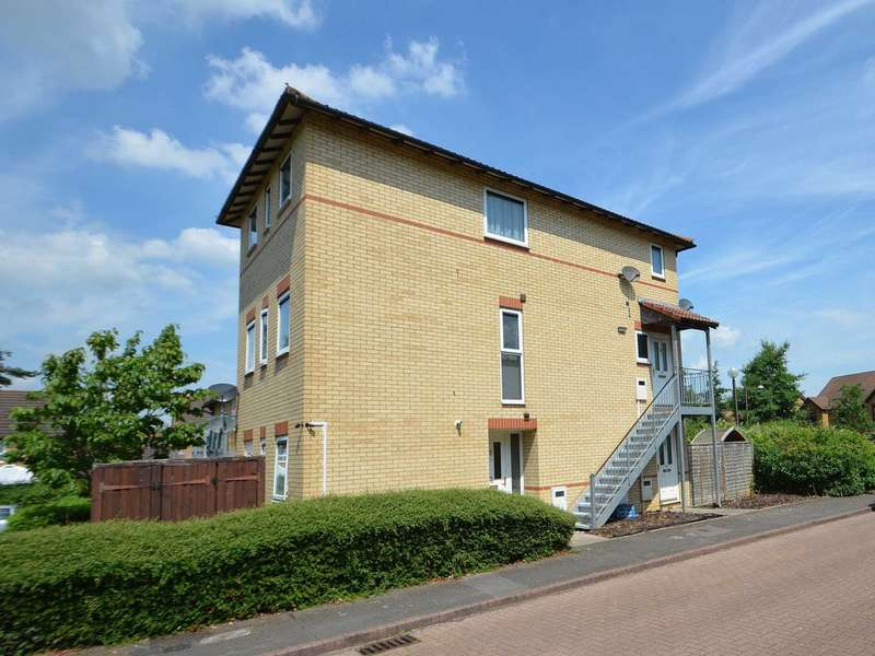 2 Bedrooms Maisonette Flat for sale in Banktop, Emerson Valley