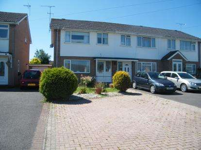 3 Bedrooms End Of Terrace House for sale in Upton, Poole, Dorset