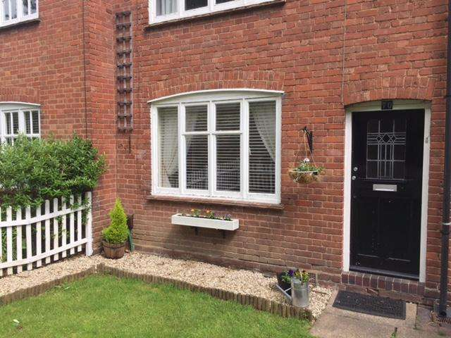 2 Bedrooms Terraced House for sale in Moor Pool Avenue, Harborne, Birmingham, B17 9DT