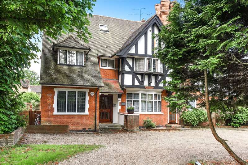 1 Bedroom Apartment Flat for sale in Danes Court, 16 Frithwood Avenue, Northwood, Middlesex, HA6