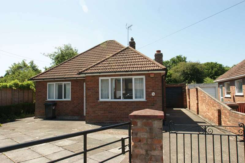 2 Bedrooms Detached Bungalow for sale in Burntwood Road, Drury, Flintshire. CH7 3EL