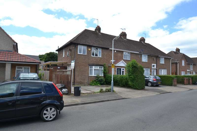 3 Bedrooms End Of Terrace House for sale in Birch Way, Hayes