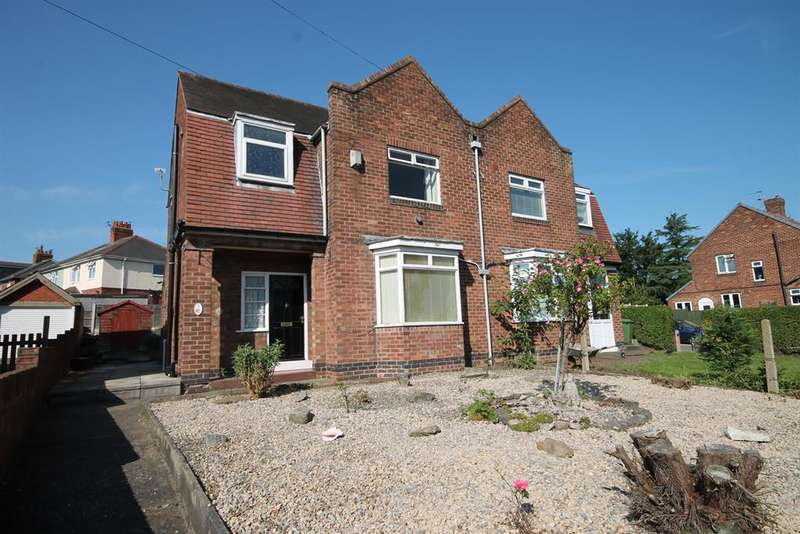 3 Bedrooms Semi Detached House for sale in Boroughbridge Road, York, YO26 5RT