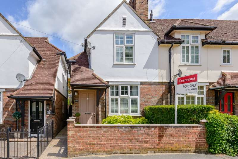 2 Bedrooms End Of Terrace House for sale in Guildford