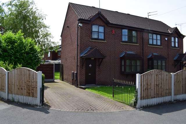 3 Bedrooms Semi Detached House for sale in For sale Links Road, Hopwood, Heywood OL10 2BG