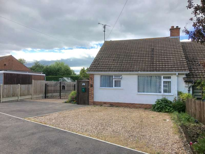 2 Bedrooms Semi Detached House for sale in Firsview Drive, Northampton