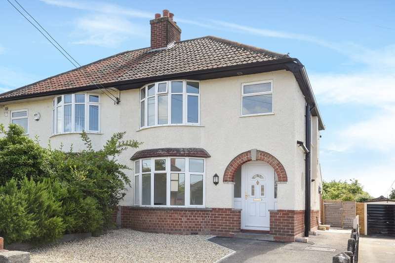 3 Bedrooms Semi Detached House for sale in Mudford Road, Yeovil