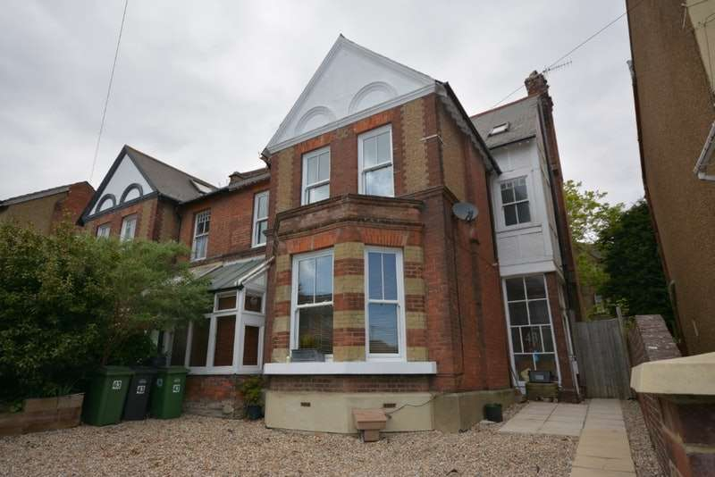 7 Bedrooms Semi Detached House for sale in Springfield Road, St. Leonards-on-Sea, East Sussex, TN38