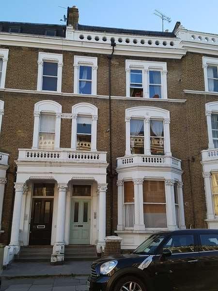 1 Bedroom Flat for sale in Sinclair Road, London, London, W14